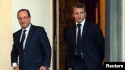 Первые шаги в политике: Макрон в роли советника президента Олланда, 2013 год