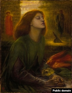 Дантэ Габрыэл Расэці, «Бэата Бэатрыкс» (1864–1870)