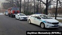Азия: День независимости Казахстана в отделении полиции