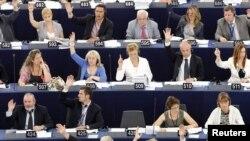 Европарламент осудил политику Кремля почти единогласно