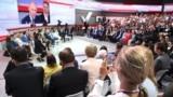 """Медиафорум региональных и местных СМИ """"Правда и справедливость"""""""