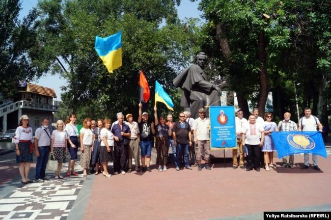 Відзначення 30-річчя підняття жовто-блакитного прапора