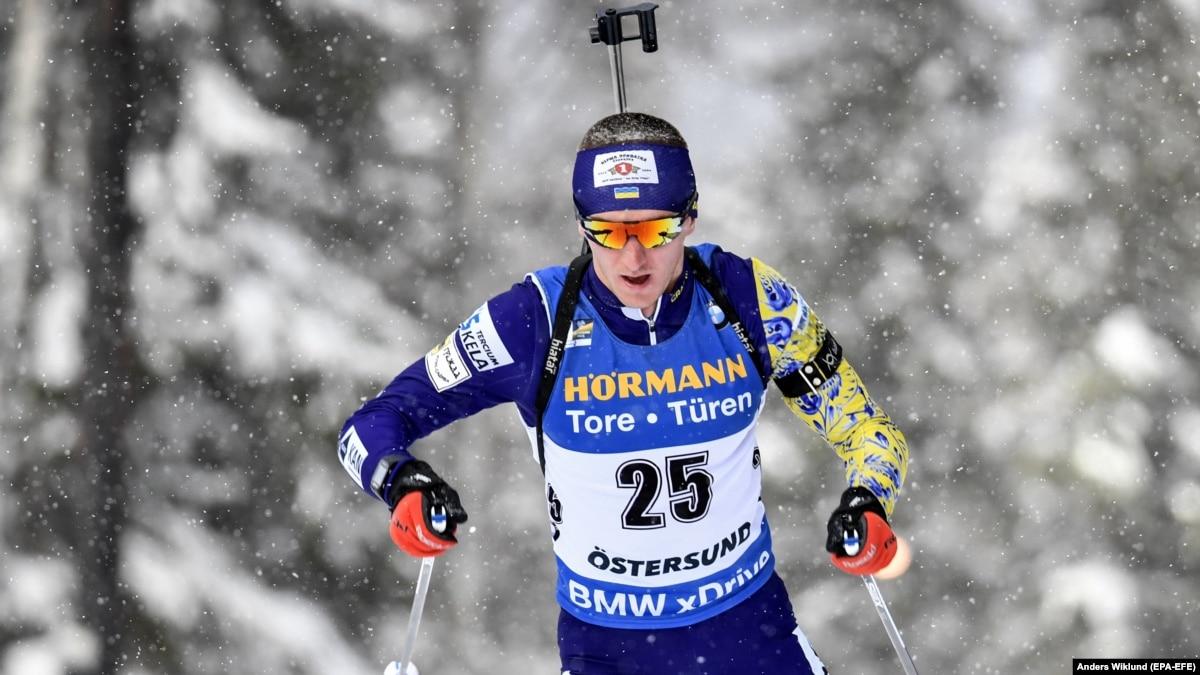 Біатлон: норвежці виграли змішану одиночну естафету в Остерсунді, українці п'яті