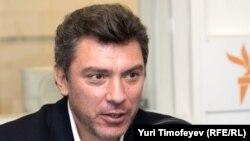 Борис Немцов, кандидат в мэры Сочи