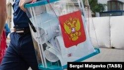 Выборы в Госдуму России в Крыму проходили в течение трех дней
