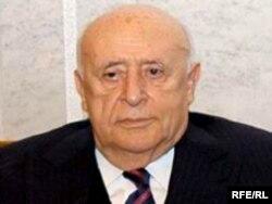 Fostul președinte Suleyman Demirel în 2003