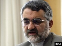 علاءالدین بروجردی، رئیس کمیسیون امنیت ملی مجلس.