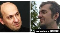 Андрэй Паротнікаў і Стась Карпаў