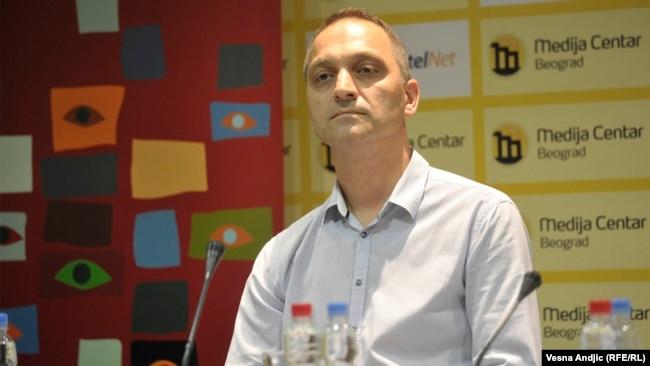 Ljudi kojima se bavi izveštaj, klasični politički zatvorenici: Budimir Ivanišević