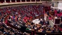 Fransuz parlamenti protestler hakyndaky kanunçylygyň berkidilmegini tassyk etdi
