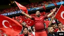 علاقمندان تیم فوتبال ترکیه