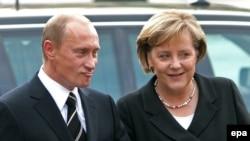 Владимир Путин вернулся в Дрезден с новой дамой