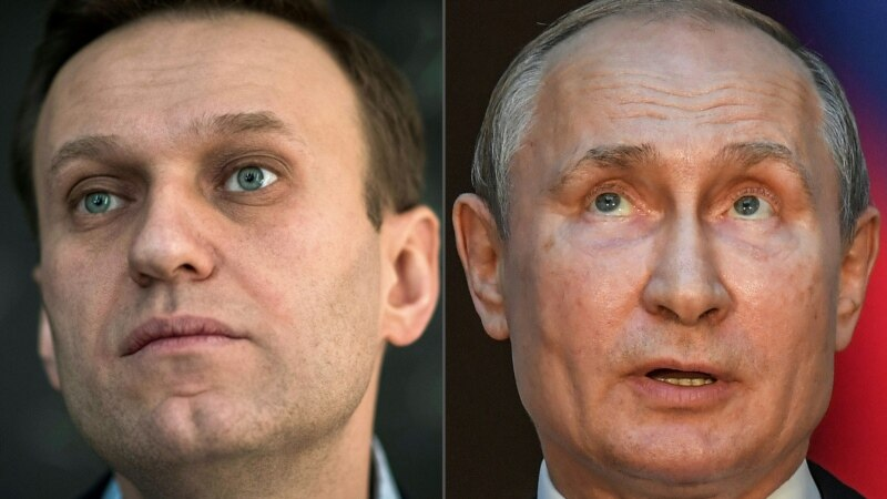 Putin Says He Helped Navalny Leave Russia For Treatment After Poisoning