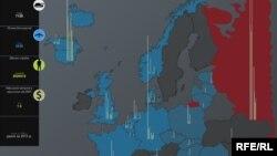 Мапа НАТО