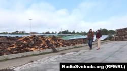 Виробництво коркових пробок у Португалії