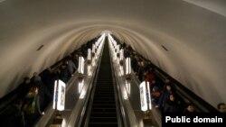 Ілюстративне фото: метро у Києві