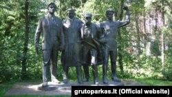 Литовський парк-музей під відкритим небом «Грутас», відкритий у 2001 році