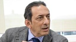 Ministri i Integrimeve Evropiane në Qeverinë e Kosovës, Blerim Reka.