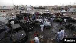 Bagdad, 27 maj, 2013