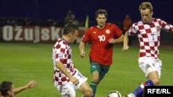 Бозии Хорватия ва Беларус