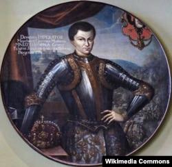 Царь и Великий князь Московский и всея Руси Димитрий (1605-1606). Портрет из замка Мнишков в Вишневце