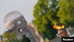 Barak Obama u Hirošimi