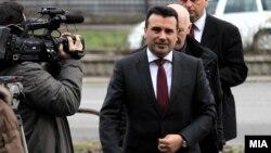 """Премиерот Зоран Заев пред Основен суд Скопје 1, на судење за случајот """"Поткуп"""" на 6 март"""