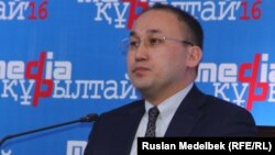 Дәурен Абаев, Қазақстан ақпарат және коммуникация министрі.