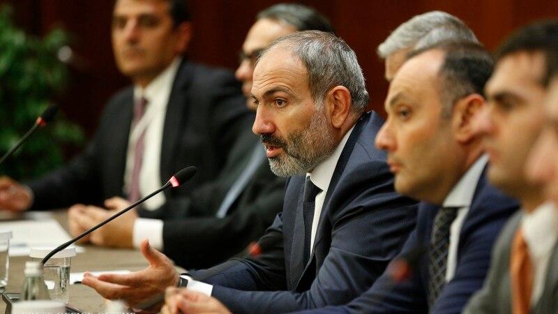 Baku Slams Armenian PM Over Nagorno-Karabakh Remark In Moscow