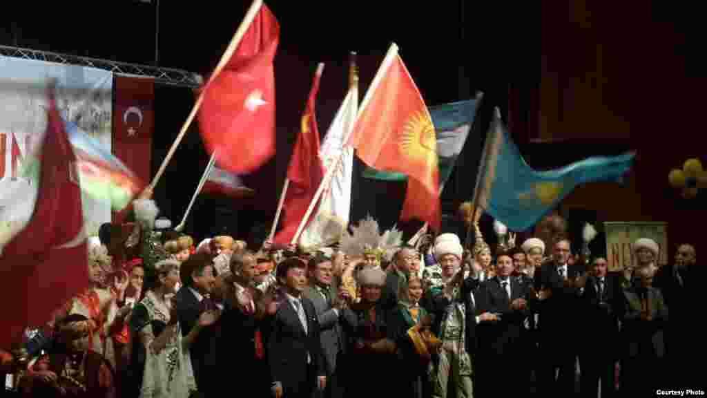 Посольство Кыргызстана в Турции отметило Нооруз вместе с представителями дипломатических миссий разных стран.