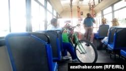 День велосипеда, Ашхабада, 3 июня, 2018