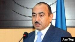 Заведующий отделом по общественно-политическим вопросам Администрации президента Али Гасанов