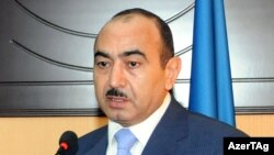 Заведующий отделом по общественно-политическим вопросам Администрации президента Азербайджана Али Гасанов