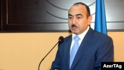 Azerbaijan -- Ali Hasanov, head of Department on Social Political Issues at the Presidential Administration, 31May2012.