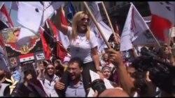 Прихильники Асада у Дамаску протестують проти можливої військової акції США