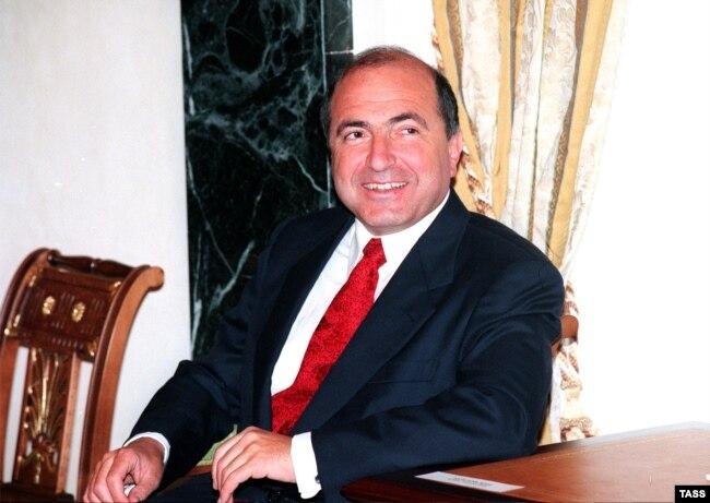 Борис Березовский (1946–2013). Задушен?