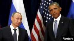 ԱՄՆ-ի և Ռուսաստանի նախագահների հանդիպումը Նյու Յորքում, 28-ը սեպտեմբերի, 2015թ․