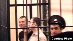 Аднан Гаджизаде и Эмин Милли