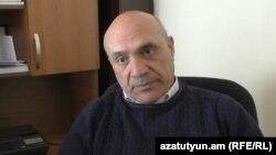 Руководитель Комитета по защите свободы слова Ашот Меликян (архив)