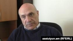 Խոսքի ազատության պաշտպանության կոմիտեի նախագահ Աշոտ Մելիքյանը, արխիվ: