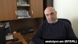 Председатель Комитета по защите свободы слова Ашот Меликян (архив)