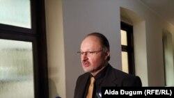 Midhat Salić, zamjenik ministra vanjske trgovine i ekonomskih odnosa Bosne i Hercegovine, 24.01.2019.