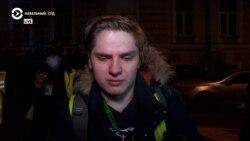 Журналист показал омоновцу пресс-карту, но его все равно избили