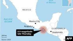 Zbog zemljotresa je izdato upozorenje na opasnost od cunamija