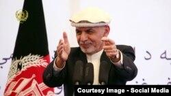 ښاغلي غني وویل چې اوس هم افغانستان اقتصادي خپلواکي نهلري