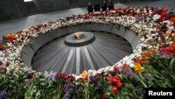 Мемориал памяти жертв Геноцида армян «Цицернакаберд»