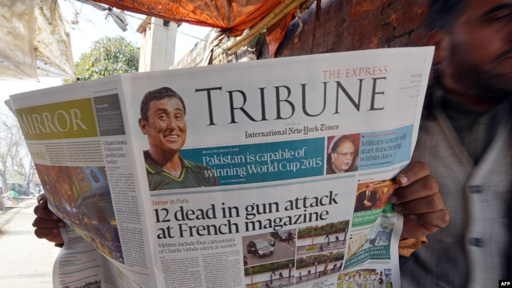 Muslim Press Reacts To Charlie Hebdo Attack