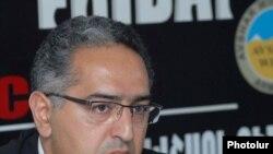 «Երեւան ջուր» ընկերության հաճախորդների հետ փոխհարաբերությունների գծով տնօրեն Գագիկ Մարգարյան