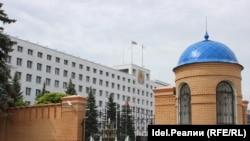 Дом Правительства Республики Марий Эл в Йошкар-Оле