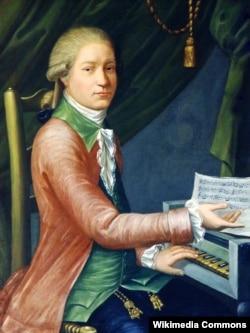 Евстигней Фомин. Неизвестный художник. 1780-е.